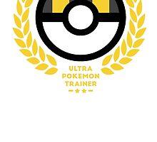 Ultra Ball / Pokemon  by lilmonstro1997