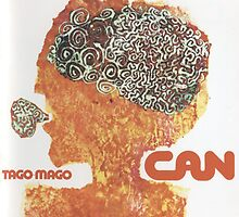 Can - Tago Mago by SUPERPOPSTORE