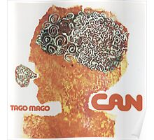 Can - Tago Mago Poster