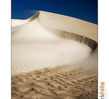 Sand Dunes II by Kirk  Hille