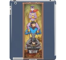 Haunted Arkham: That Sinking Feeling iPad Case/Skin
