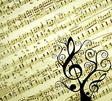 Music Notes by SylayS