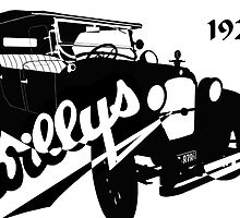 1927 Willys by Betty Northcutt