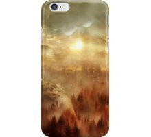 Wish You Were Here (Chapter I) iPhone Case/Skin