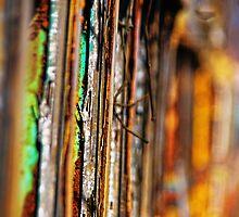 Rainbow Windows by MClementReilly