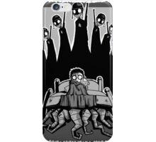 We Keep You Safe At Night iPhone Case/Skin