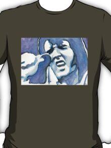 Blue Elvis T-Shirt