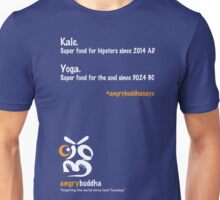 Yoga - Super food for the Soul (Dark) Unisex T-Shirt