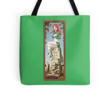 Haunted Arkham: That Girl is Poison Tote Bag