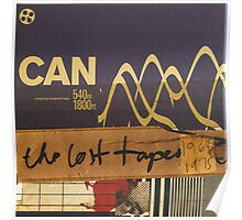 Can - The Lost Tapes - box Poster