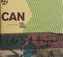 Can - The Lost Tapes by SUPERPOPSTORE