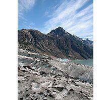 Viedma Glacier Photographic Print