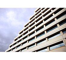 Corner Building Photographic Print