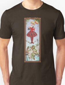 Haunted Arkham: Highwire Harley Unisex T-Shirt