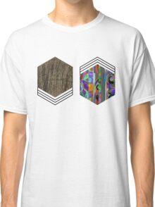 Analog v. Digital Classic T-Shirt