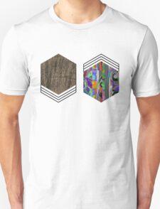 Analog v. Digital Unisex T-Shirt