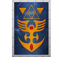 ALTTP Iron Shield Photographic Print