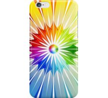 Modern Art Smart Wall Art Psychedelic iPhone Case/Skin