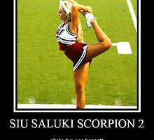 SIU SALUKI SCORPION 2 by wesbennett100