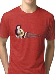 Suspense - Eliz Tri-blend T-Shirt