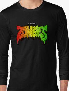 FLATBUSH ZOMBIES THE RASTA Long Sleeve T-Shirt