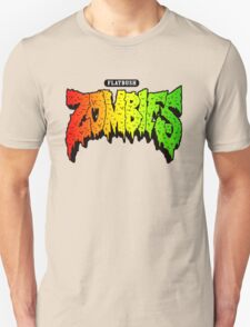 FLATBUSH ZOMBIES THE RASTA T-Shirt
