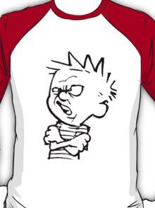 calvin and hobbes: eeeewwww T-Shirt