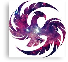 Phoenix Galactica Canvas Print