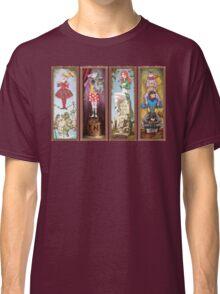 Haunted Arkham Asylum Classic T-Shirt