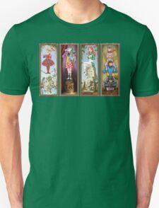 Haunted Arkham Asylum Unisex T-Shirt