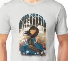 Whimsical Girl Unisex T-Shirt