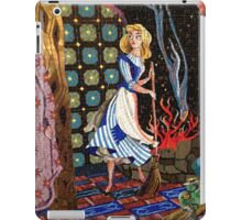Cinderella Castle Mosaic iPad Case/Skin