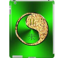 Gemini & Goat Yin Fire iPad Case/Skin