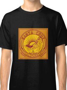 Santa Cruz California Surfing Classic T-Shirt
