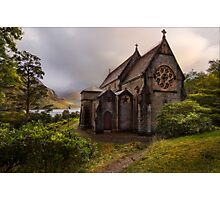 The Church of St. Mary and St. Finnan, Glenfinnan Photographic Print