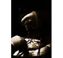 Hand Surgery Photographic Print