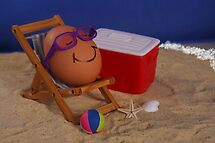 Easter Vacation by Barbara  Brown