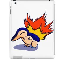 Pokemon - Cyndaquil Product iPad Case/Skin