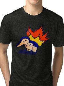 Pokemon - Cyndaquil Product Tri-blend T-Shirt