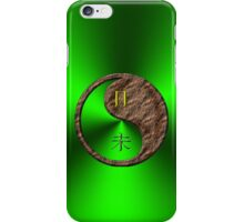 Gemini & Goat Yin Earth iPhone Case/Skin