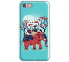 A Colorful Ride iPhone Case/Skin