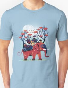 A Colorful Ride T-Shirt