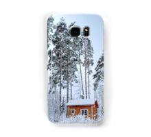 4.2.2015: Small and Abandoned Sauna III Samsung Galaxy Case/Skin