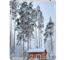 4.2.2015: Small and Abandoned Sauna III iPad Case/Skin
