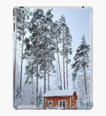 4.2.2015: Small and Abandoned Sauna III iPad Case/Skin