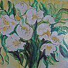 Frida's Flowers by izzybeth
