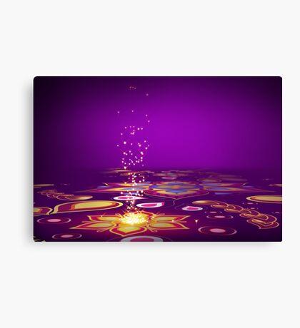 Modern Art Smart Stylish Wall Art Magic Canvas Print