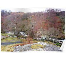 Colours of Cumbria Poster