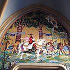 Cinderella Prince Mosaic by schermer