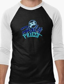 Holy Priest WoW Men's Baseball ¾ T-Shirt
